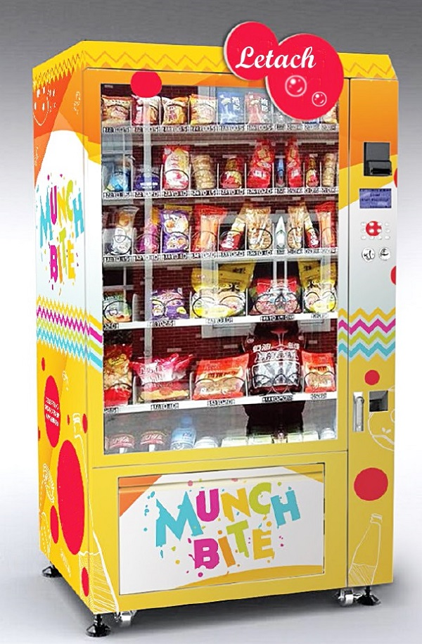 Le tach pte ltd vending machine singapore hot and cold for Product design singapore