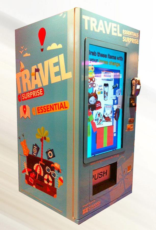 Le Tach Pte Ltd Vending Machine Singapore Hot And Cold